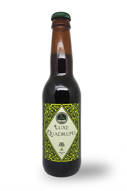 Luxe-Quadrupel-bier-lux-brewery